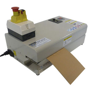 continuous heat sealer / semi-automatic / sachet / rotary