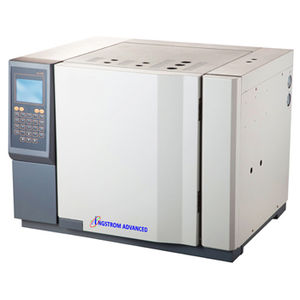 gas chromatograph / for the analysis of trace impurities / FID / TCD