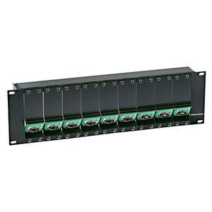 rack-mount distribution panel