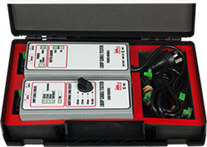 loop impedance tester / cabling / compact