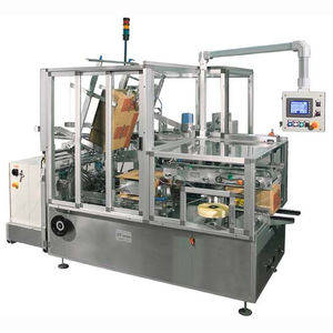 vertical case packer / automatic / package / for industrial applications