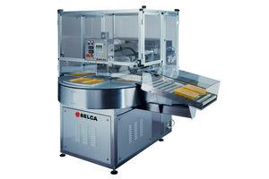 continuous heat sealer / semi-automatic