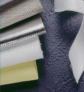 reinforcement fabric / for thermal insulation
