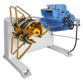 press straightener-feeder / uncoiler