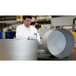 crucible for high-temperature applications
