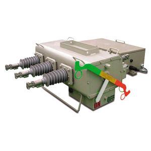 SF6 gas-insulated load-break switch