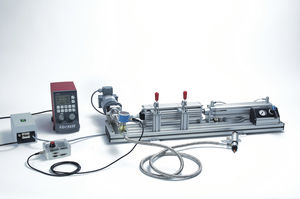 cartridge dispensing system / for high-viscosity media / for medium-viscosity media / automatic