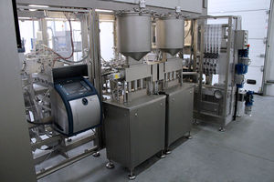 automatic form-fill-seal machine