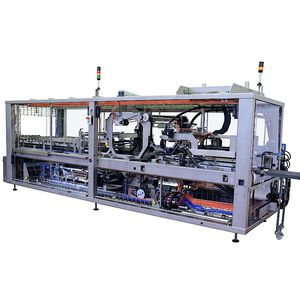 high-speed case tray packer