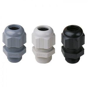 plastic cable gland / IP68 / halogen-free / vibration-resistant