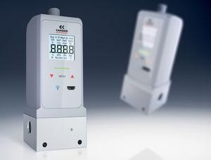 compressed air pressure regulator / single-stage / membrane / aluminum