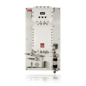 steam analyzer / pressure / for integration / compact
