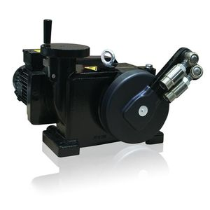 rotary actuator / electric / compact / positioning