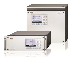 oxygen analyzer / process gas / concentration / thermal conductivity
