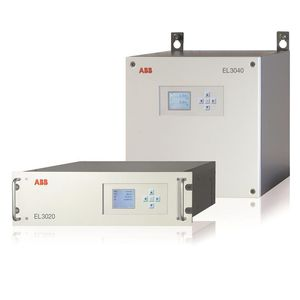 gas analyzer / trace / thermal conductivity / continuous
