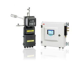 oxygen analyzer / flue gas / carbon monoxide / combustion