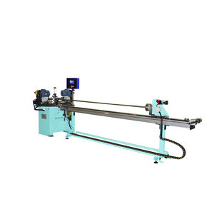 CNC drilling and tapping machine / for angled holes / high-speed / variable-speed