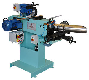 variable-angle notching machine / manual / electric / grinding