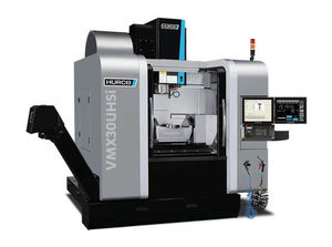5-axis machining center / vertical / traveling-column / with rotary table