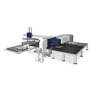 CNC punching and cutting machine