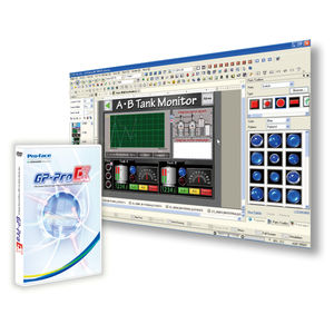 programming software / development / HMI terminal programming / editing