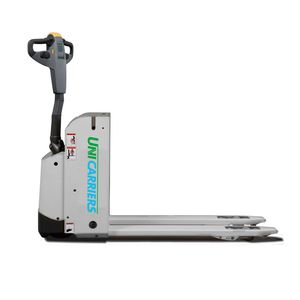 electric pallet truck / transport / for warehouses / loading