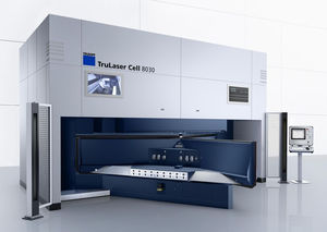 metal cutting machine / 3D laser / NC / for the automotive industry