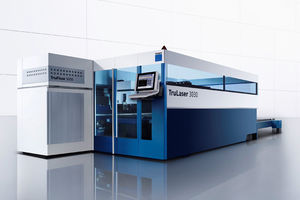 metal cutting machine / 2D laser / CNC / for industrial applications