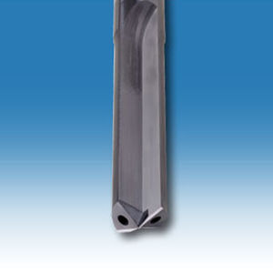 solid drill bit / multi-purpose / carbide / with internal coolant
