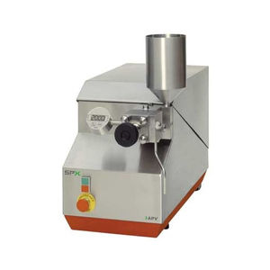 dynamic homogenizer / for the food industry / for the pharmaceutical industry / for the cosmetics industry
