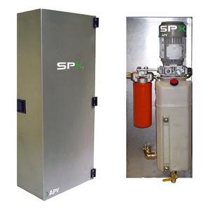 oil filtration unit