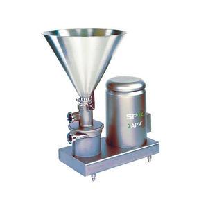 turbine mixer / batch / powder / dairy product