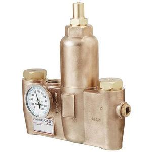mixing thermostatic valve