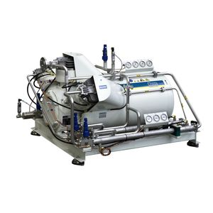 oxygen compressor / stationary / electric / piston