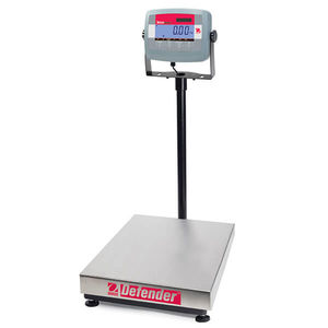 multifunction scale / platform / with LCD display / stainless steel