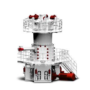 vertical roller grinding mill