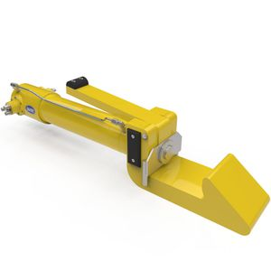 hydraulic rod lock