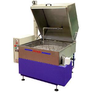 rotary basket washing machine / water / hot / semi-automatic