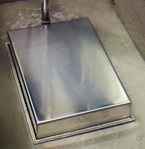 plate ultrasonic transducer