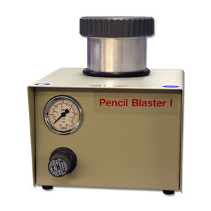 manual mini blasting machine / pressure