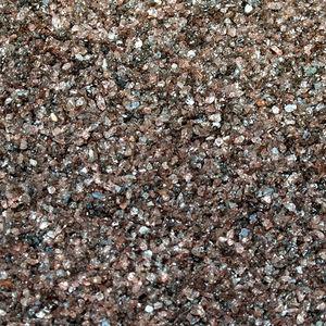 corundum abrasive blasting medium / aluminum