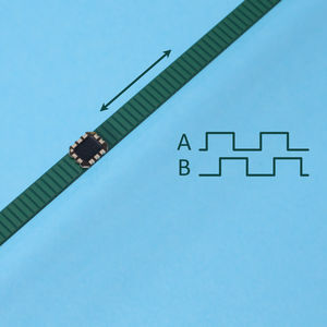 incremental linear encoder / inductive / digital / non-contact