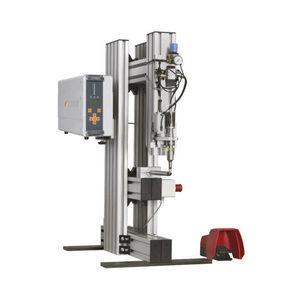 textile cutting machine / ultrasonic / trimming / sealing