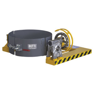 metal lifting and turning device with gripping tool