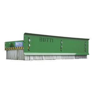 forklift truck dozer blade