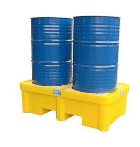 drum containment bund