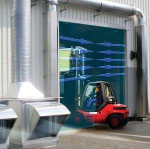 air curtain all industrial