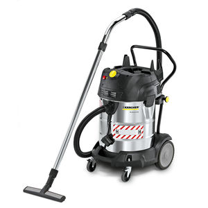 wet and dry vacuum cleaner / electric / industrial / safety