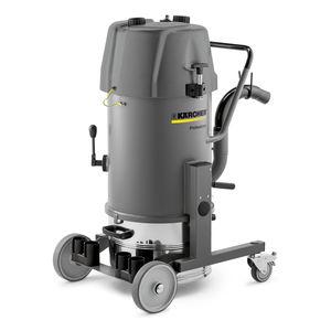 dry vacuum cleaner / electric / industrial / stainless steel