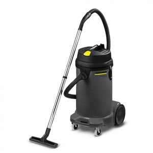 wet and dry vacuum cleaner / electric / single-phase / industrial